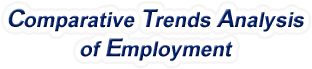 New Mexico - Comparative Trends Analysis of Total Employment, 1969-2016